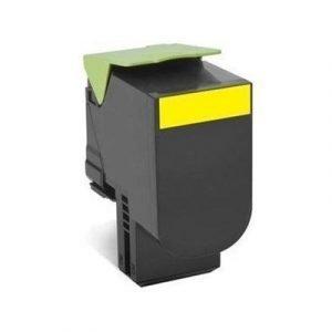 Lexmark Värikasetti Keltainen 3k Cx410/cx510