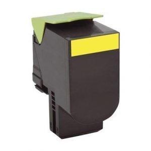 Lexmark Värikasetti Keltainen 4k Cs510de/cs510dte