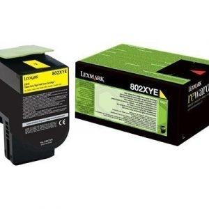 Lexmark Värikasetti Keltainen 4k Hc - Cx510