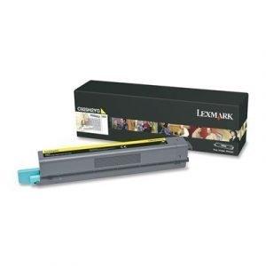 Lexmark Värikasetti Keltainen 7