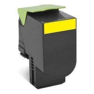 Lexmark Värikasetti Keltainen 802hy 3k