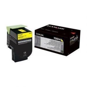 Lexmark Värikasetti Keltainen Cs310/cs410