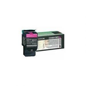 Lexmark Värikasetti Magenta 1k C540/x543
