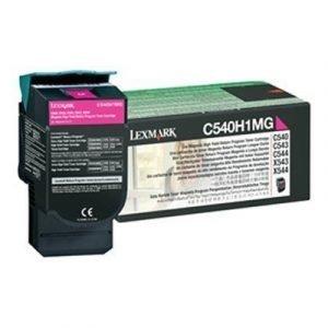 Lexmark Värikasetti Magenta 2k C540/x543