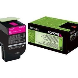 Lexmark Värikasetti Magenta 4k Hc - Cx510