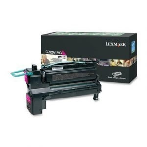 Lexmark Värikasetti Magenta 6k C792