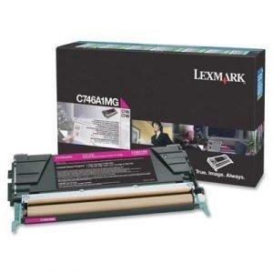 Lexmark Värikasetti Magenta 7k C746/c748 Return