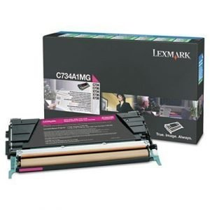 Lexmark Värikasetti Magenta 7k X746/x748 Return