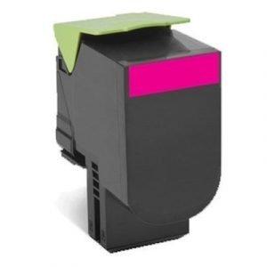 Lexmark Värikasetti Magenta 802hm 3k