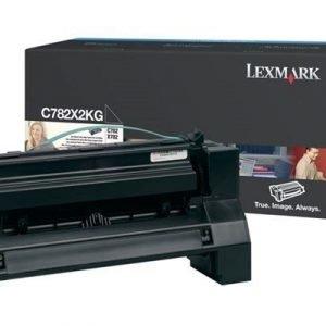 Lexmark Värikasetti Musta 15k C782