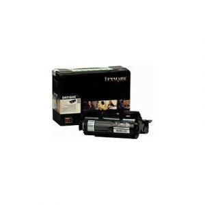 Lexmark Värikasetti Musta 21k T640 Return