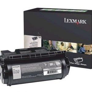 Lexmark Värikasetti Musta 32k T644 Return
