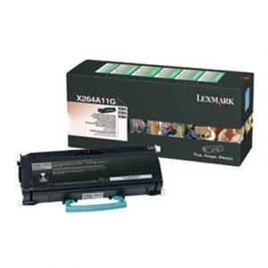 Lexmark Värikasetti Musta 3.5k X264/363/364 Return