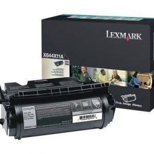 Lexmark Värikasetti Musta 4k C524/522n Prebate