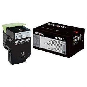 Lexmark Värikasetti Musta 4k Cs310/cs410