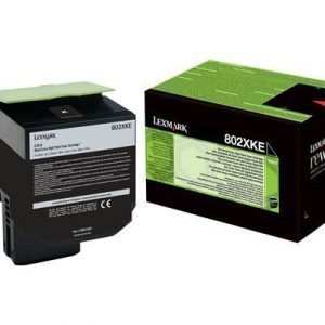 Lexmark Värikasetti Musta 4k Hc - Cx510
