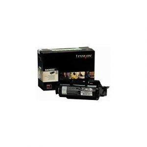 Lexmark Värikasetti Musta 6k T640 Return