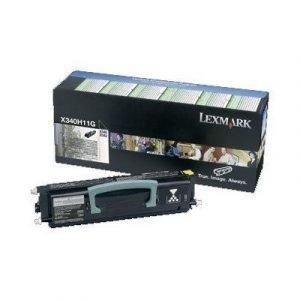 Lexmark Värikasetti Musta 6k X342n Return
