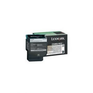 Lexmark Värikasetti Musta Hc 8k C546dtn/x546dtn
