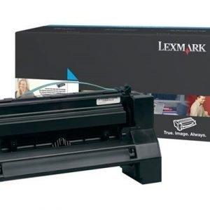 Lexmark Värikasetti Syaani 15k C782