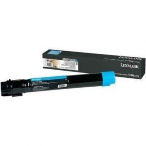 Lexmark Värikasetti Syaani 22k - X95x