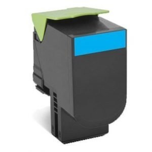 Lexmark Värikasetti Syaani 802hc 3k