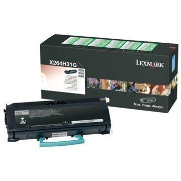 Lexmark X 264 X 364 DW Toner X264H31G Black
