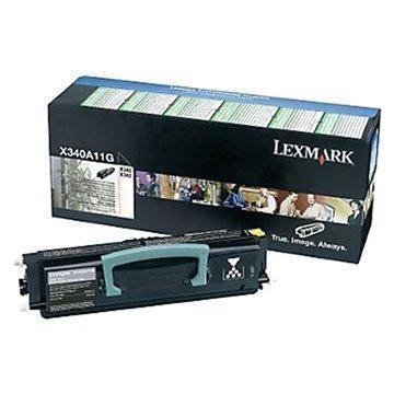 Lexmark X340A11G Toner X 340 X 342 N Musta