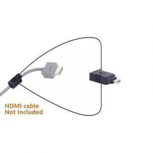Liberty Av Solutions Digitalinx Hdmi Adapter Ring Dl-ar326 19-nastainen Hdmi Tyyppi A Naaras Mini Displayport Uros