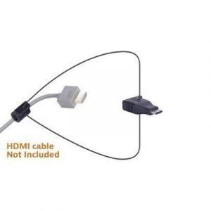 Liberty Av Solutions Digitalinx Hdmi Adapter Ring Dl-ar330 19-nastainen Hdmi Tyyppi A Naaras 19-nastainen Mini Hdmi Tyyppi C Uros