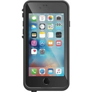Lifeproof Fr Iphone 6/6s Musta