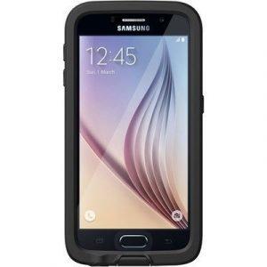 Lifeproof Fr Samsung Galaxy S6 Musta