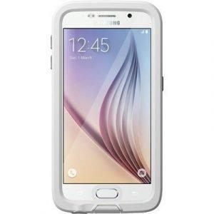 Lifeproof Fr Samsung Galaxy S6 Valkoinen Harmaa