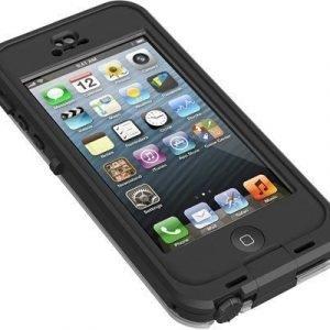 Lifeproof NÜÜd Iphone 5/5s/se Musta