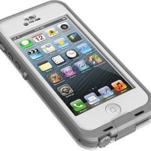 Lifeproof NÜÜd Iphone 5/5s/se Valkoinen/harmaa