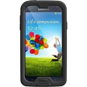Lifeproof NÜÜd Samsung Galaxy S4 Musta