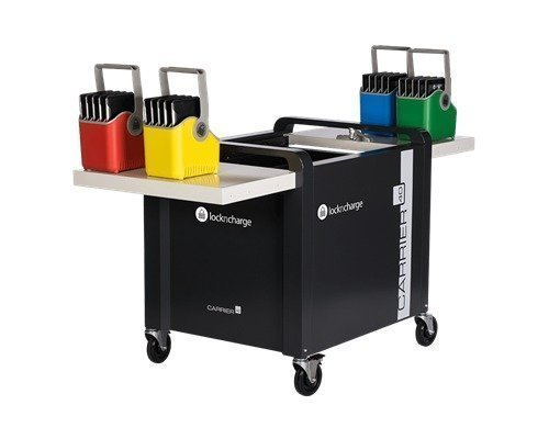 Lock N Charge Carrier 40 V3 Charge Cart Up To 13