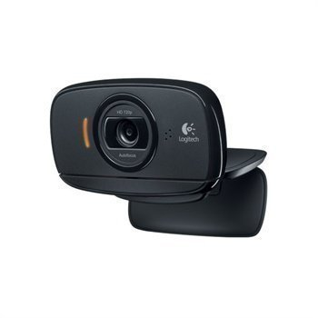 Logitech B525 HD Web-Kamera Musta