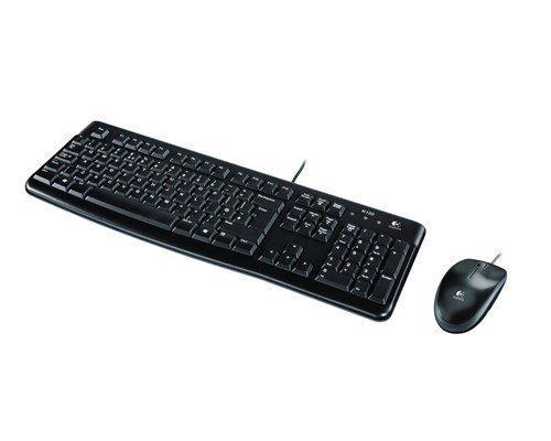 Logitech Desktop Mk120 Pohjoismainen