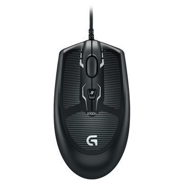 Logitech G100s Optical Gaming Mouse Black