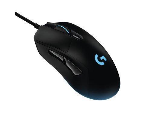 Logitech G403 Prodigy Wired Gaming Hiiri Musta