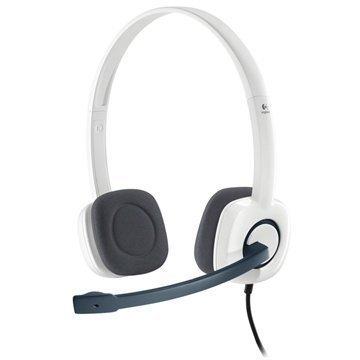 Logitech H150 Headset White