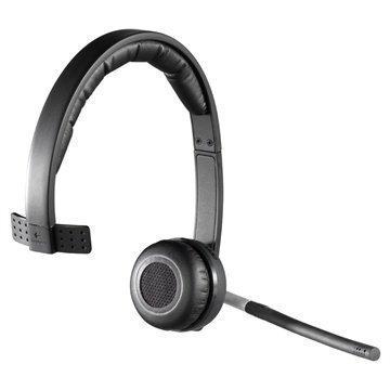 Logitech H820e USB Mono Wireless Headset Black