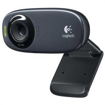 Logitech HD Web-Kamera C310