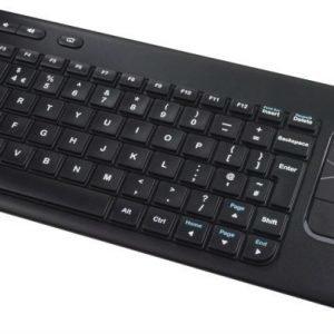 Logitech K400 black