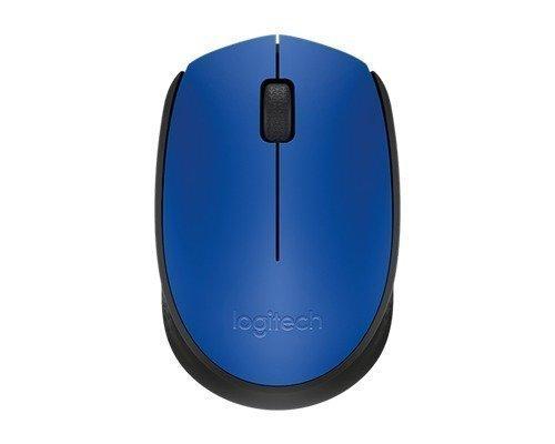 Logitech M171 Wireless Mouse Blue Sininen