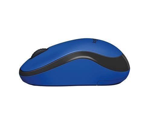 Logitech M220 Silent Wireless Mouse Blue Optinen Hiiri Sininen