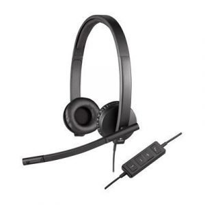 Logitech Usb Headset H570e