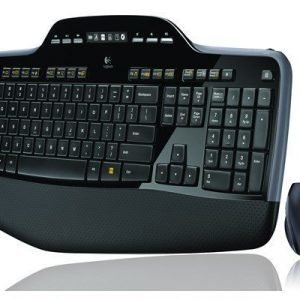 Logitech Wireless Desktop Mk710 German