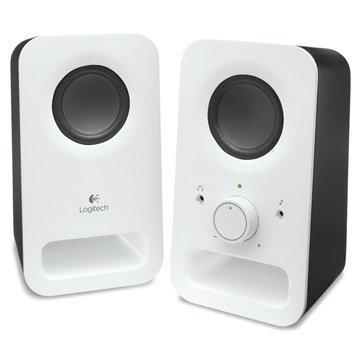 Logitech Z150 2.0 Stereokaiuttimet Valkoinen / Musta